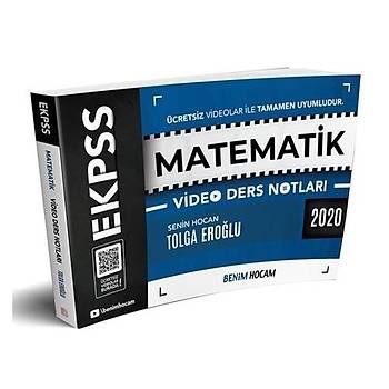 EKPSS Matematik Video Ders Notlarý Benim Hocam Yayýnlarý 2020