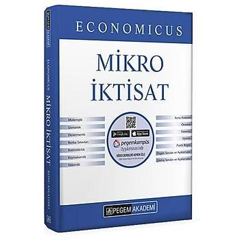 KPSS A Grubu Economicus Mikro Ýktisat Konu Anlatýmý Pegem Yayýnlarý 2021