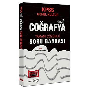 KPSS Coðrafya Tamamý Çözümlü Soru Bankasý Yargý Yayýnlarý 2020