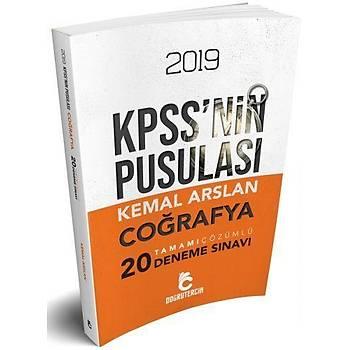 2019 KPSS nin Pusulasý Coðrafya 20 Deneme Çözümlü Kemal Arslan Doðru Tercih Yayýnlarý