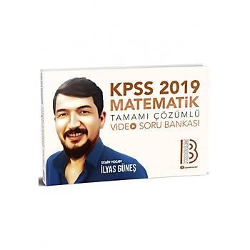 2019 KPSS Matematik Tamamý Çözümlü Video Soru Bankasý Benim Hocam Yayýnlarý