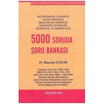 5000 Soruda Soru Bankasý - Hacý Bayram Çolak Aðustos 2021