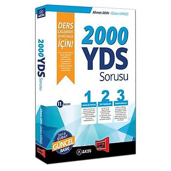 2000 YDS Sorusu Ders Çalýþmayý Sevmeyenler Ýçin - Ahmet Akýn