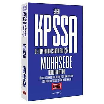 KPSS A Grubu Muhasebe Konu Anlatýmý Yargý Yayýnlarý 2020