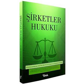 Temsil Yayýnlarý Þirketler Hukuku Mustafa Ahmet Þengel 2019