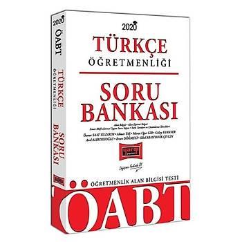 ÖABT Türkçe Öðretmenliði Soru Bankasý Yargý Yayýnlarý 2020