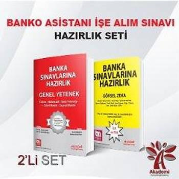 Akademi Eðitim Yayýnlarý Banka Sýnavlarýna Hazýrlýk Banko Asistaný Sýnavlarýna Hazýrlýk 2'liSet
