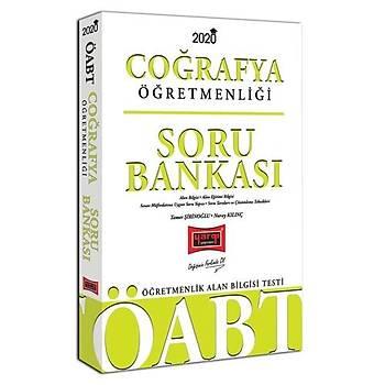 ÖABT Coðrafya Öðretmenliði Soru Bankasý Yargý Yayýnlarý 2020