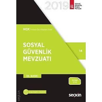 2019 SEÇKÝN YAYINCILIK SOSYAL GÜVENLÝK MEVZUATI (CEP BOY)