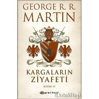 George R. R. Martin - Kargalarýn Ziyafeti 2