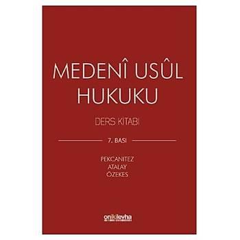 Medeni Usul Hukuku Ders Kitabý - Hakan Pekcanýtez