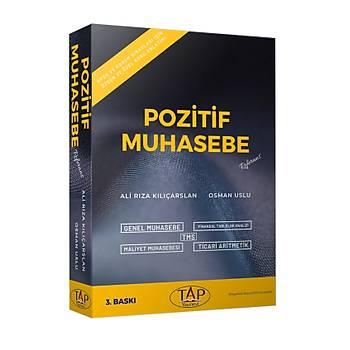 Tap Yayýnlarý Pozitif Muhasebe - Ali Rýza Kýlýçarslan, Osman Uslu