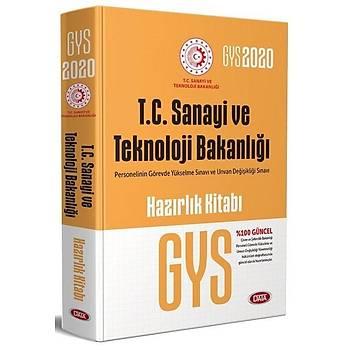 2020 GYS Sanayi ve Teknoloji Bakanlýðý Konu Anlatýmlý Hazýrlýk Kitabý Görevde Yükselme Data Yayýnlarý