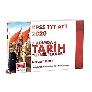 KPSS TYT AYT 7 Günde Tarih Genel Tekrar Yargý Yayýnlarý 2020