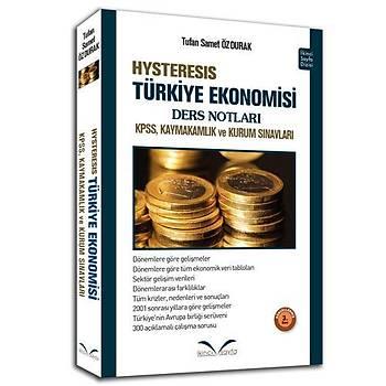 HYSTERESIS Türkiye Ekonomisi Ders Notlarý - Tufan Samet Özdurak