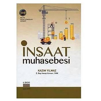 Ýnþaat Muhasebesi - Kazým Yýlmaz