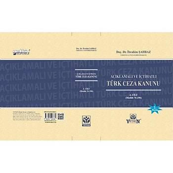 Türk Ceza Kanunu (3 Cilt) - Ýbrahim Þahbaz
