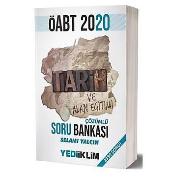 ÖABT Tarih Öðretmenliði Tamamý Çözümlü Soru Bankasý Yediiklim Yayýnlarý 2020