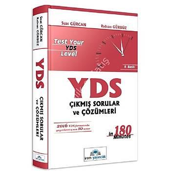 Ýrem YDS Son 10 Yýlýn Çýkmýþ Sorularý ve Çözümleri