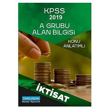 KPSS A Grubu Ýktisat Konu Anlatýmlý Yaklaþým Kariyer Yayýnlarý 2019