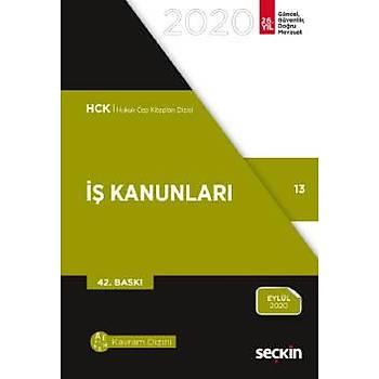 2021 SEÇKÝN YAYINCILIK ÝÞ KANUNU (CEP BOY)