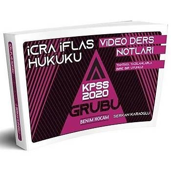 2020 KPSS A Grubu Ýcra Ýflas Hukuku Video Ders Notlarý Serkan Karaoðlu Benim Hocam Yayýnlarý
