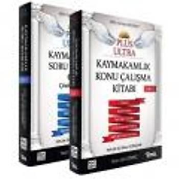 Plus Ultra Kaymakamlýk Konu Soru Çalýþma Kitabý 2 Cilt - Sertkan Erdurmaz, Sami Sönmez