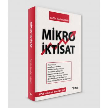 KPSS ve Kurum Sýnavlarý Ýçin Mikro Ýktisat - Nurdan Aslan 2019