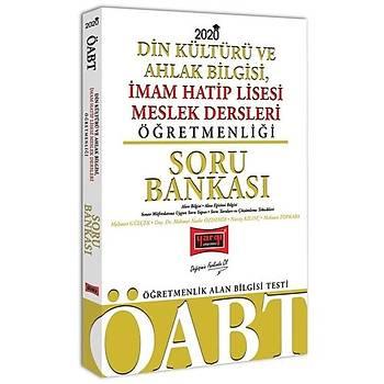ÖABT Din Kültürü ve Ahlak Bilgisi, Ýmam Hatip Lisesi Meslek Dersleri Öðretmenliði Soru Bankasý Yargý Yayýnlarý 2020