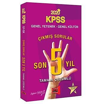 KPSS Son 5 Yýl Çýkmýþ Sorular Genel Yetenek Genel Kültür Yargý Yayýnlarý 2020
