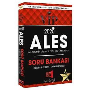 Yargý Yayýnlarý 2020 ALES VIP Soru Bankasý