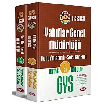 Data 2020 GYS Vakýflar Genel Müdürlüðü Konu Anlatýmlý Soru Bankasý Set Görevde Yükselme Data Yayýnlarý