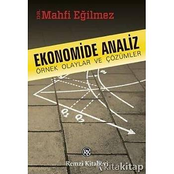 Ekonomide Analiz Remzi Kitabevi