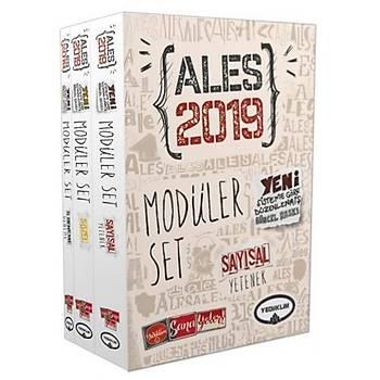 ALES Konu Anlatýmlý Modüler Set 2019