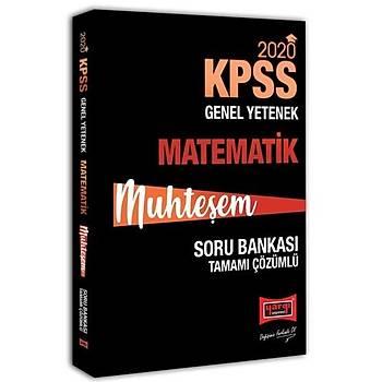KPSS Muhteþem Matematik Tamamý Çözümlü Soru Bankasý Yargý Yayýnlarý 2020