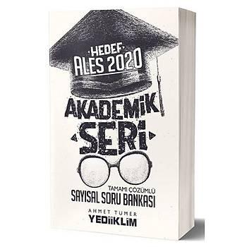 ALES Tamamý Çözümlü Sayýsal Soru Bankasý Yediiklim Yayýnlarý 2020