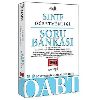 ÖABT Sýnýf Öðretmenliði Soru Bankasý Yargý Yayýnlarý 2020