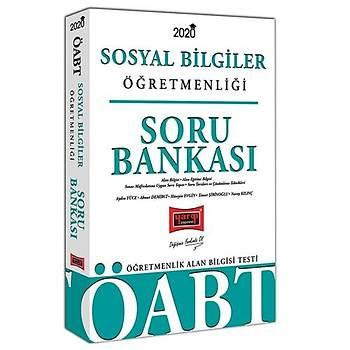 ÖABT Sosyal Bilgiler Öðretmenliði Soru Bankasý Yargý Yayýnlarý 2020