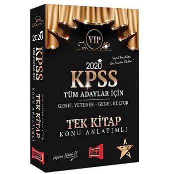 KPSS VIP Tüm Adaylar Ýçin Genel Yetenek Genel Kültür Konu Anlatýmlý Tek Kitap Yargý Yayýnlarý 2020