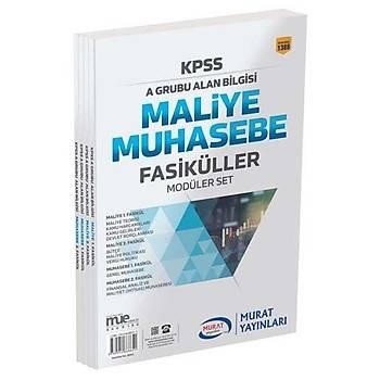 Murat Yayýnlarý KPSS A Grubu Maliye - Muhasebe Fasiküller Modüler Set