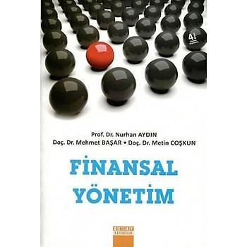 Detay Finansal Yönetim - Nurhan Aydýn , Mehmet Baþar, Metin Coþkun