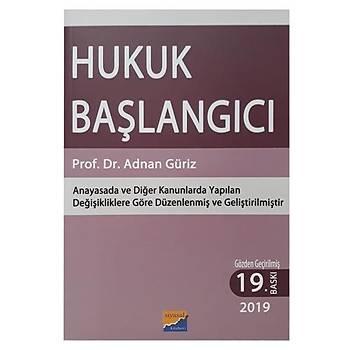 Hukuk Baþlangýcý - Adnan Güriz
