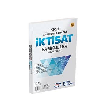 Murat Yayýnlarý 2018 Ýktisat Fasiküller Modüler Set