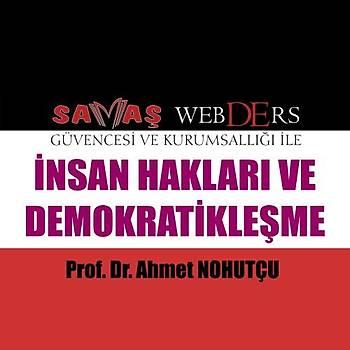 Savaþ WebDErs Ýnsan Haklarý ve Demokratikleþme Konu Anlatýmlý Kitap + Video Anlatýmý - Ahmet Nohutçu 2019