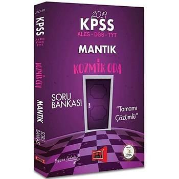 2019 KPSS Kozmik Oda Mantýk Tamamý Çözümlü Soru Kitabý Yargý Yayýnlarý