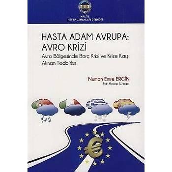 Hasta Adam Avrupa: Avro Krizi - Numan Emre Ergin