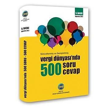 Vergi Dünyasýnda 500 Soru - 500 Cevap 5 Baský Eylül 2017