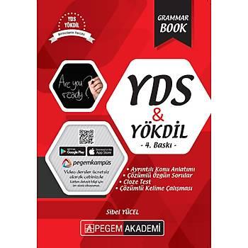 2020 YDS & YÖKDÝL Grammar Book