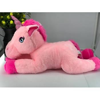 Pembe Unicorn 50 cm