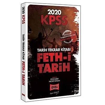 KPSS Feth-i Tarih Tekrar Kitabý Yargý Yayýnlarý 2020